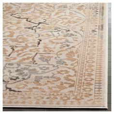 Cream Solid Loomed Area Rug - (8'X11'2) - Safavieh, Creme