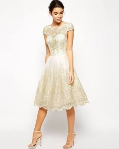 knee length semi formal dresses with sleeves