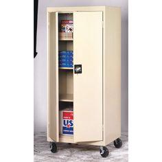 WP5825182 Storage Cabinet, Standard Door - Grainger Industrial Supply