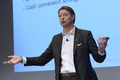 Ericsson's CEO on How the Company Bounced Back Consumer Products, Things That Bounce, Communication, Blazer, Advertising, Blazers, Communication Illustrations