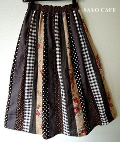 Fashion Sewing, Fashion Wear, Fashion Outfits, Womens Fashion, Olive Clothing, Big Skirts, Japanese Fashion Designers, Skirt Patterns Sewing, Batik Dress
