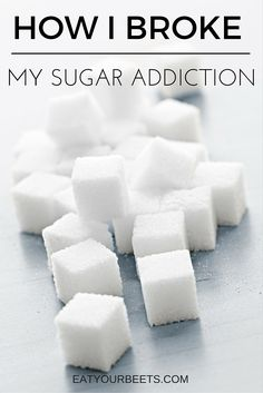Ready to learn how to quit sugar? Struggling with a sugar detox? Read how I broke my sugar addiction with real food recipes & the 21 Day Sugar Detox.