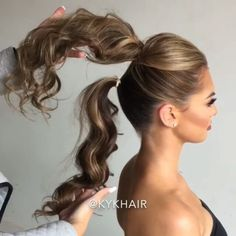 "110.1k Likes, 384 Comments - awesome fashion makeups videos (@awesomemakeu.p) on Instagram: ""Hair by @kykhair"""