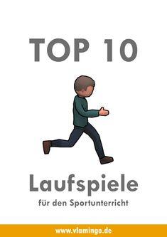 TOP 10 Laufspiele für den Sportunterricht!    #sportunterricht #sportlehrer #sportlehrerin