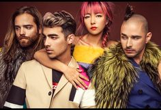 DNCE Gets Funky on 'Body Moves,' Lead Single From Self-Titled Debut Album: Listen