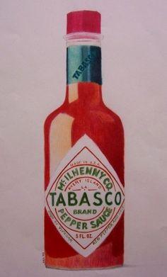 Tabasco Wedding Favors