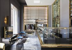 Vicenzi de Cotis Interiors Milano