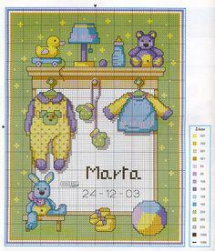 Ponto cruz padrões pdf | Aprendizagem Artesanato é facilisimo.com