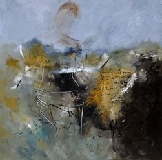 Abstract 8821502, painting by artist ledent pol