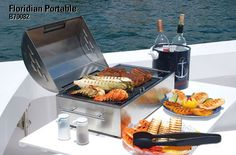 I do not have a yacht or a boat, which this looks very nice on, but I can see this being great for taking on a picnic to the park.  #CoolBBQ