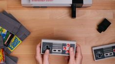 This tiny adapter lets you use wireless controllers with an NES