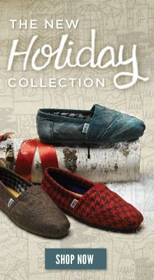 Toms - love the brown and the houndstooth