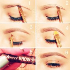 Tutorial for Eyebrows