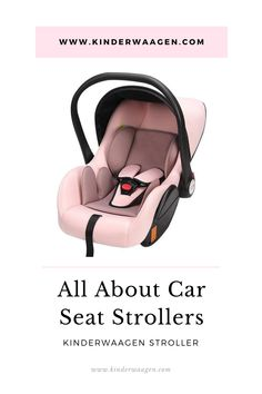 If you are expecting a happy little addition to your home, there are many things that you have to purchase in order to be ready for the arrival. One of the best stroller ideas is a car seat stroller. This cute stroller can help to save you money (as well as storage space) because now you don't have to purchase two items; you only have to purchase one. These car seat strollers can be the best baby girl strollers your child will ever need. Baby Girl Strollers, Storage Spaces, Car Seats, Money, Children, Happy, Ideas, Kids, Young Children