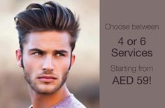 #Gents #grooming #package starting from 59 AED. Valid for #Men Only! #voucher #discount #offer #mydubai #dubai #UAE Buy Now at : http://goo.gl/im0HNP