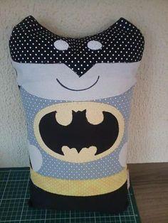 Batman- naninha de Estela Junqueira