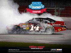 9dd83567605 Office Depot is proud to be a part of Stewart-Haas Racing history and the 2011  NASCAR championship. The Office Depot team wishes Tony continued success!