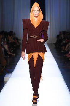 Défilé Jean Paul Gaultier Haute couture automne-hiver 2017-2018 13