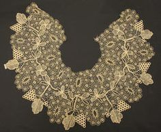 Object Name  Collar  Date  19th century