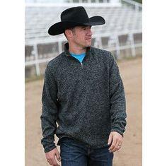 Cinch Grey Sweater