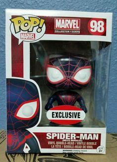Bringing You the Top Rated Toys Online! Marvel Pop Vinyl, Pop Marvel, Spiderman Pictures, Nerd Room, Funko Pop Dolls, Marvel Collector Corps, Funk Pop, Pop Vinyl Figures, Amazing Spider