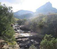 Alinda & Marco in Zuid-Afrika: Weekendje Drakensberg met vrienden