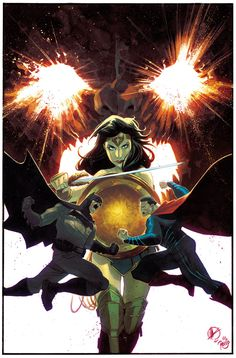 DC révèle une nouvelle série de variantes Batman v Superman pour mars | DCPlanet.fr