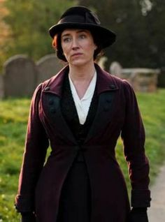 Downton Abbey (mrs bates ~ maria doyle kennedy) Will we find out who murdered her? Or was it really a suicide?