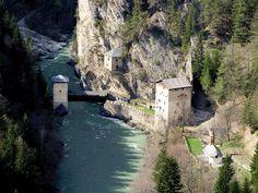Nauders-Altfinstermünz, Kapelle Mariä Himmelfahrt Assumption Of Mary, Tirol Austria, Wonderful Places, Amazing Places, Grand Tour, Travel Inspiration, The Good Place, Castle, Europe