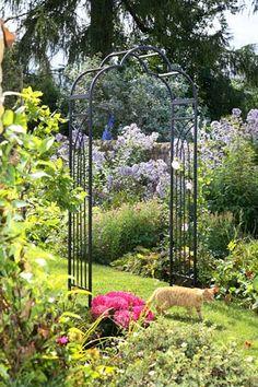 garden arch cumulus