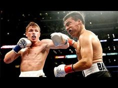CWEB.com - Live Photos and News of Boxer Canelo Álvarez who Maps the Floor with Amir Khan and leaves him Unconscious in 6th Round Knockout to Claim WBC Middleweight Title