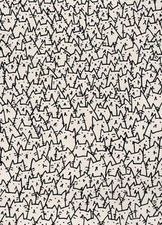 Cats Wallpaper Cat Pattern Backgrounds Cellphone Phone