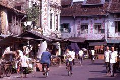 Chinatown - 1969. Photo by Bruce Thomas.