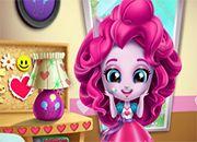 EG mini Pinkie Pie Room Prep