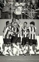 Foto: BELO HORIZONTE/ MINAS GERAIS / BRASIL  (02.11.2013) Atlético x Náutico - no estádio Arena Independência - 32 rodada Campeonato Brasileiro 2013 - foto: Bruno Cantini