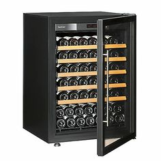 EuroCave Pure S Wine Cellar at Wine Enthusiast - $2,795.00