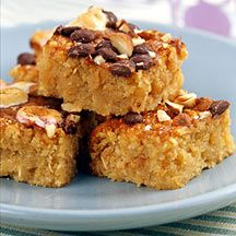weight watchers everything cookie bars