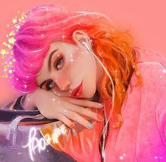 Digital Art Girl, Digital Portrait, Portrait Art, Realistic Drawings, Cute Drawings, Pretty Art, Cute Art, Girl Cartoon, Cartoon Art
