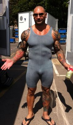 The collaborative celebrity feet website Dave Bautista, Hot Guys Eye Candy, Lycra Men, Wwe Champions, Bald Men, Rugby Players, Male Photography, Photo Checks, Wwe Superstars