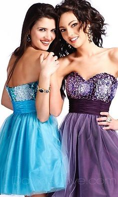 @Michelle Flynn Bruggeman I think these dresses are cute!!!