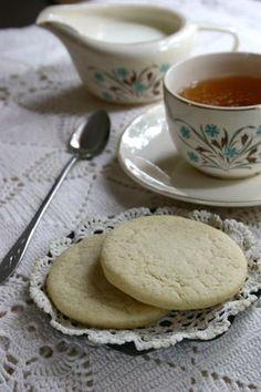 Old-Fashioned Tea Cake Recipe