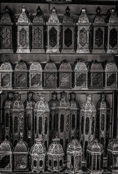 Moroccan lamps #morocco #moroccan #lamps #lantern #culture #design