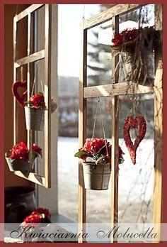 Kwiaciarnia Molucella: Walentynki