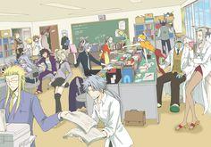 Dissidia school