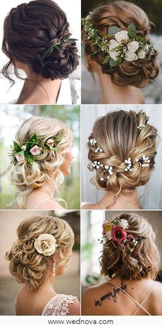 13 Super Charming Wedding Hairstyles for 2020 #wedding #weddinghairstyle #bridalhairstyle #bridalhair #weddingupdo Spring Wedding Decorations, Summer Wedding Colors, Wedding Updo, Wedding Hairstyles, Great Memories, Pantone Color, Bridal Hair, Real Weddings, Hair Makeup