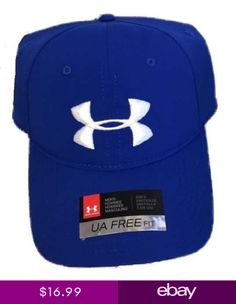 d0a3933cea4 2018 Under Armour Renegade Hat Mens Adjustable Cap - Royal Under Armour