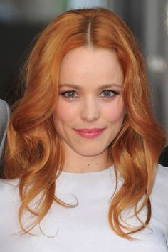 Celebrities with Mid-Length Hair - Medium Length Hairstyles - ELLE/ like the cut not color