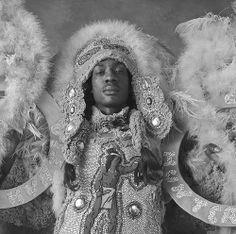 Black Indians   Black Indians of New Orleans