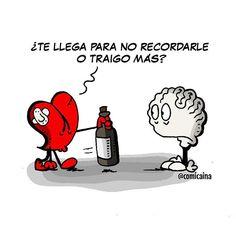 Heart Vs Brain, Heart And Mind, Humor Grafico, Nostalgia, Funny Quotes, Sad, Love You, Mindfulness, Wisdom