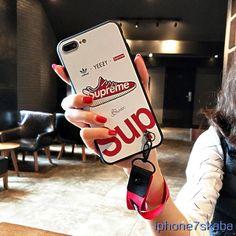 シュプリーム ファッション ブランド supreme iphone8 カバー iphoneX ケース